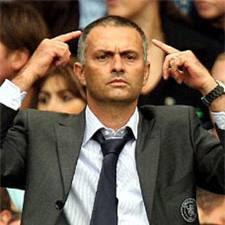 Jose Mourinho elegido Mejor Entrenador de 2010