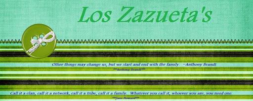 Los Zazueta's
