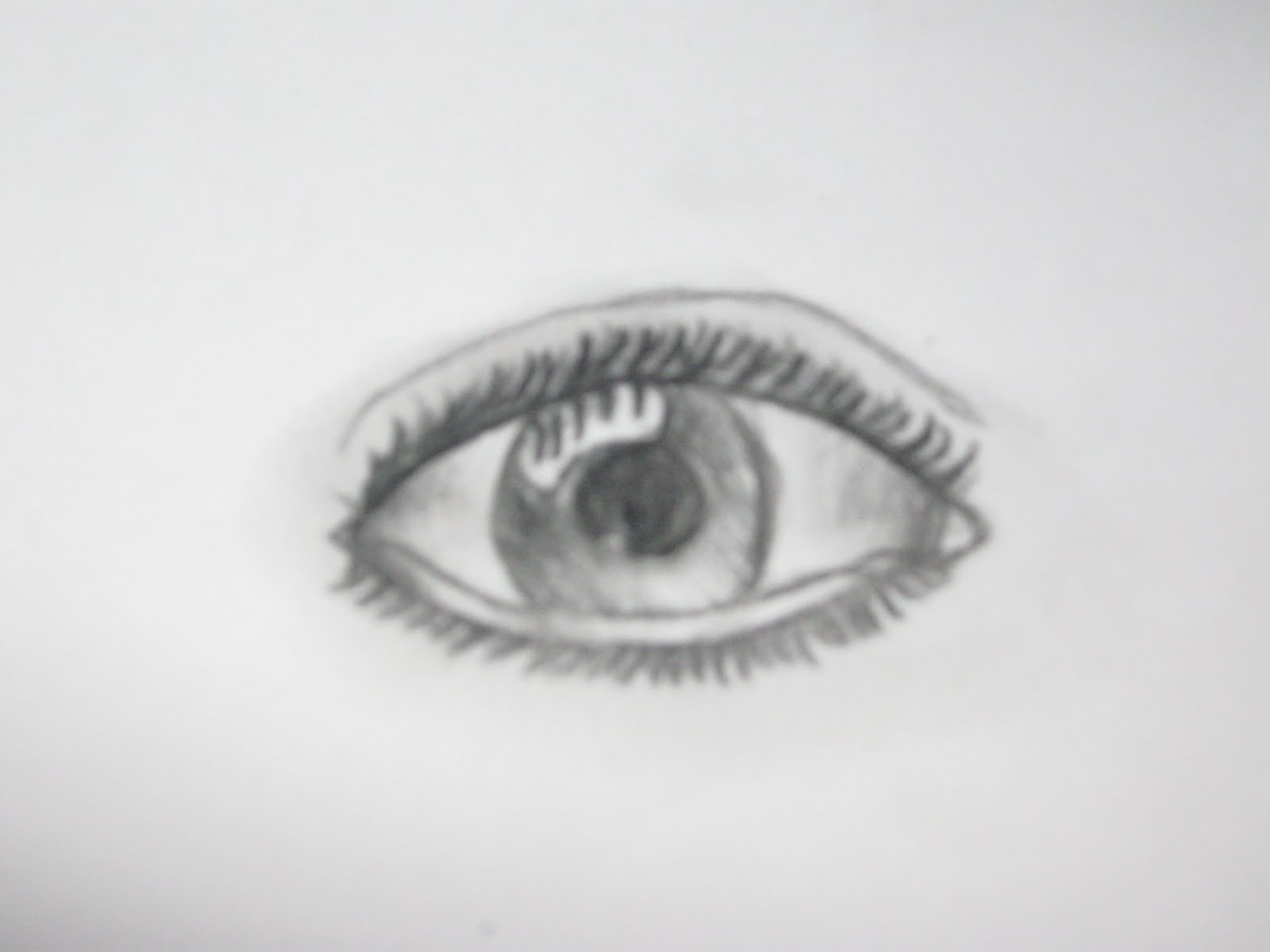 photo banana how to draw a simple human eye