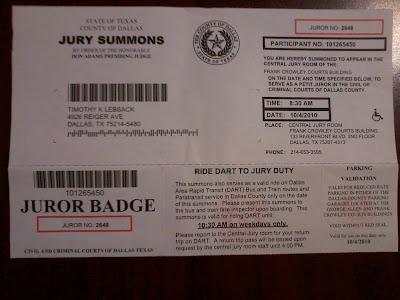 how to avoid jury summons