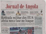 JA também ignorou os confrontos de Maputo