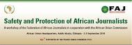 Vem aí o tribunal africano para julgar crimes contra jornalistas