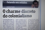 O charme discreto do colonialismo