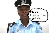 Luanda:Depois de uma governadora, vamos ter agora uma comandanta...