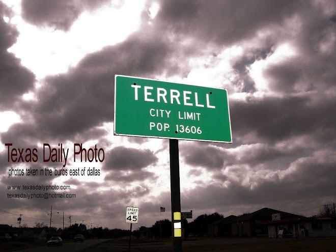Terrell Texas Daily Photo