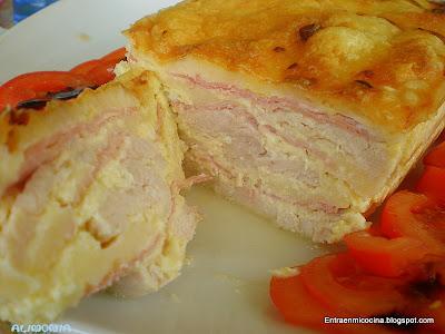 Cake Sal Ef Bf Bd Oeuf S Noix Lardons Noix Fromage