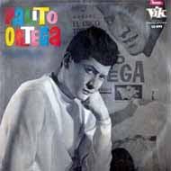 PALITO ORTEGA - DISCOGRAFIA