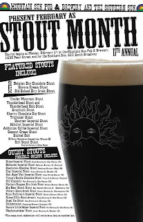 Stout Month