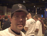 Blogger Dave at the GABF