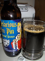 Ska Brewing Nefarious Ten Pin Imperial Porter