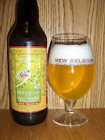 New Belgium Mothership Wit