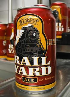 Wynkoop Rail Yard Ale
