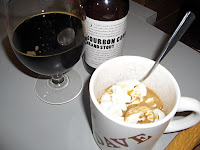 Goose Island BCBS Beer Float