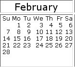 February 2010 Events