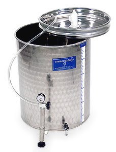 Stainless Variable Capacity Fermenters