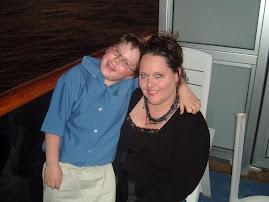 Shannon (me) & Kyler
