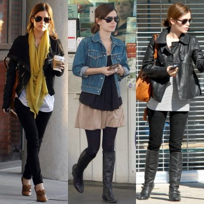 Fashion Style Guide on Mode Devoted  Style Icon  Rachel Bilson