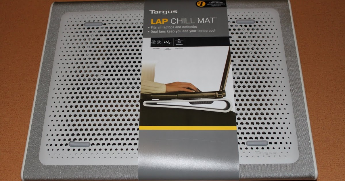 Stereowise Plus Targus Lap Chill Mat Laptop Pad Review