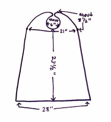 disboutique reversible super hero cape by jham. Black Bedroom Furniture Sets. Home Design Ideas