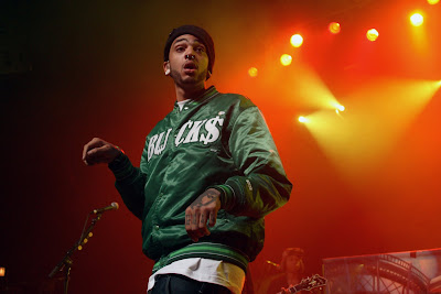 gch1 Gym Class Heroes at the Congress Theater 10/24