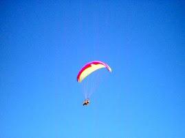 Bom poder voar bem alto