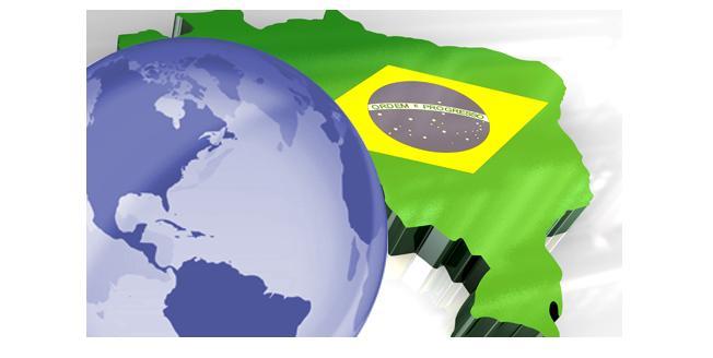 Popularidade do Brasil é a que mais cresce em pesquisa global