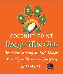 Coconut Point Mall Dog Friendly Restaurants