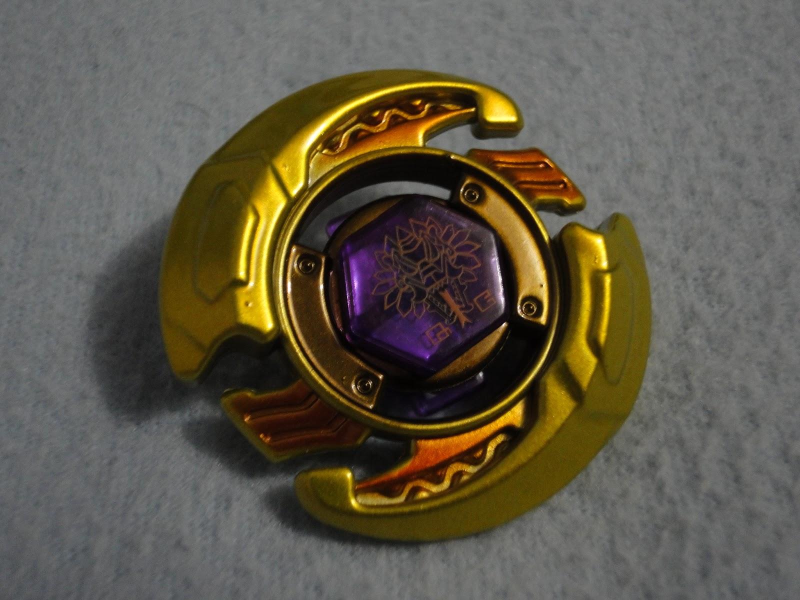 Quetzalcoatl Beyblade Parts BeyGen SG: NDS Game Ex...