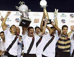 Titulo da Taça Rio em 2004