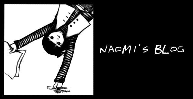 Naomi Cassyane's Blog