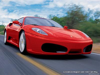 Ferrari F430 Car Image