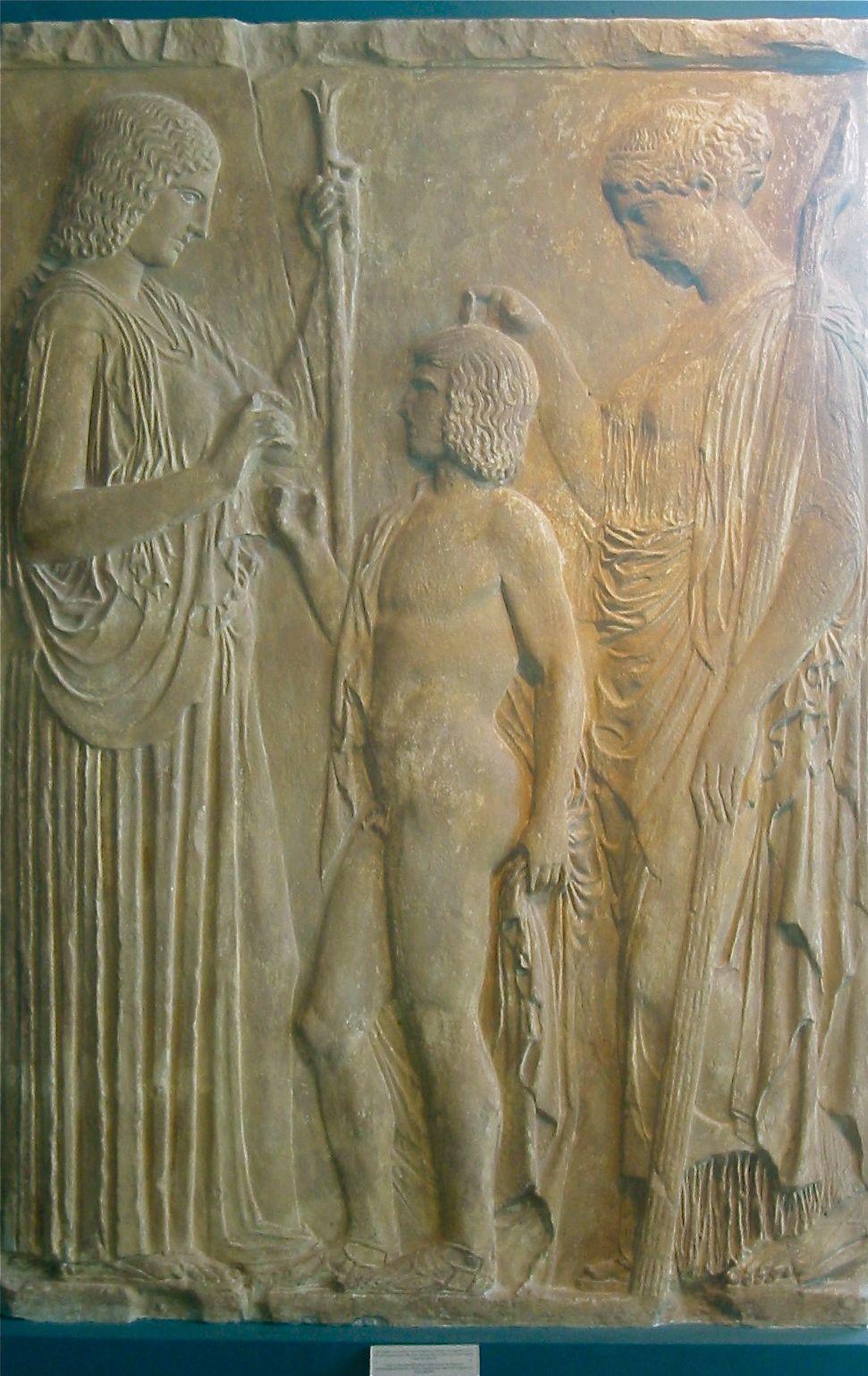 My Ancient Greek Internship Deiknumena Things Shown
