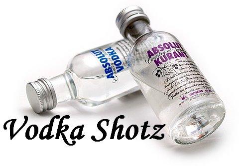 Vodka Shotz