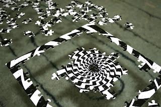 puzzle spiral yapboz