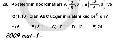 2009 öss mat 1 geometri