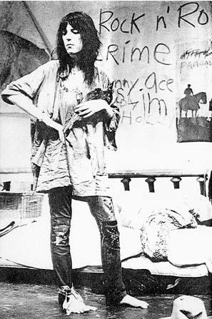 Style Icon: Patti Smith | L A Z Y C A T S T Y L E  Style Icon: Pat...