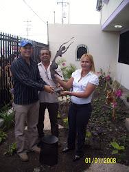Inaugurado Jardín de la Esperanza...