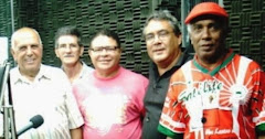 DESTAQUE DO ANO 2010 EQUIPE DA RÁDIO PLANETA DIARIO FM 90.3 COM OPERAÇÃO CARNAVAL