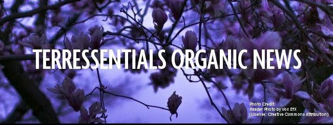 Terressentials Organic News