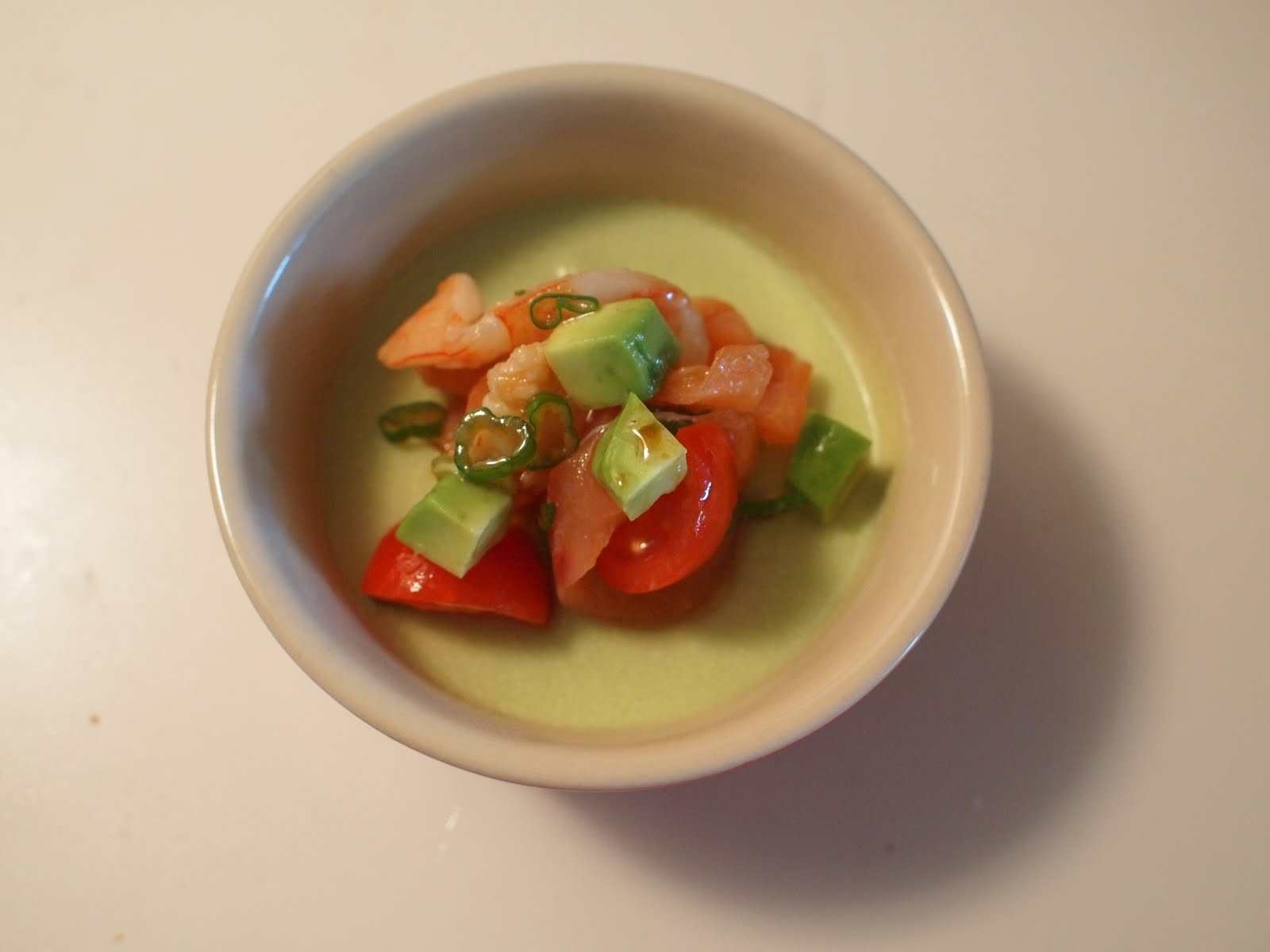 Foodie Love: Avocado Recipe Contest Series: Avocado Panna Cotta
