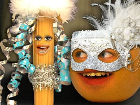 Annoying Orange Birthday Party