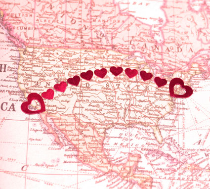 Long Distance Love Gifts Ideas Long Distance Relationships are difficult