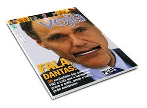 capadan Revista Veja   16 de Julho de 2008