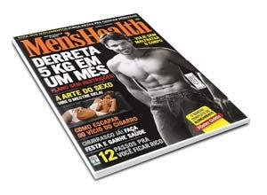 Revista Men´s Health - Julho de 2008 - Edição Brasileira
