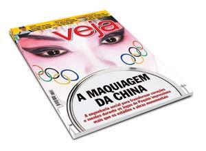 Revista Veja - 06 de agosto de 2008