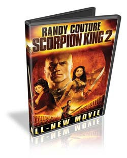 O Escorpião Rei 2 - 2008 [Dual Audio] DVDRip XviD Scorpion
