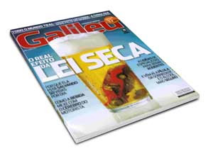 Revista Galileu Agosto de 2008