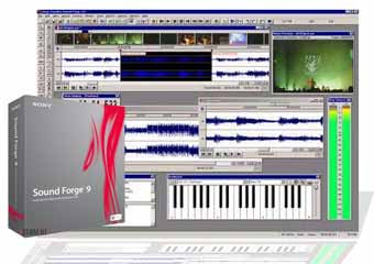 Sony Sound Forge 9.0