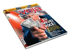 Revista Veja - 24 Setembro 2008