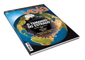 Revista Veja - 08 de Outubro de 2008